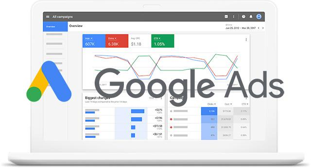 google search ad management